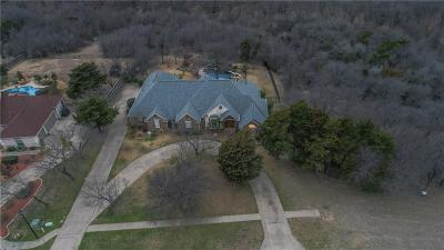 Cedar Hill Single Family Home Active Option Contract: 1523 Cypress Bend Drive