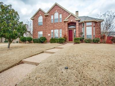 Murphy Single Family Home Active Option Contract: 111 Prairie View Drive