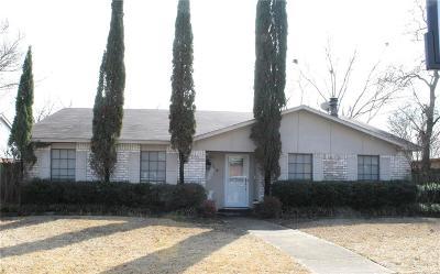 Rowlett Single Family Home For Sale: 9118 Westfield Drive