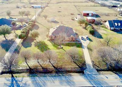 Haslet TX Single Family Home Active Option Contract: $499,900