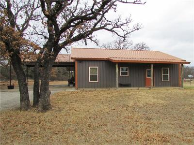 Stephenville Single Family Home Active Contingent: 4375 County Road 456