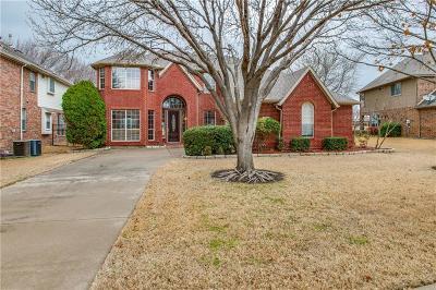 Collin County, Dallas County, Denton County, Kaufman County, Rockwall County, Tarrant County Single Family Home For Sale: 6037 Cypress Cove Drive