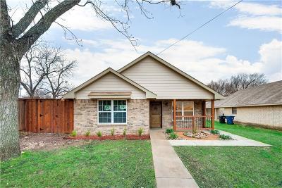 Single Family Home For Sale: 7043 Walnut Street