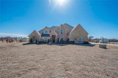 Fort Worth Single Family Home Active Option Contract: 5007 High Plains Court