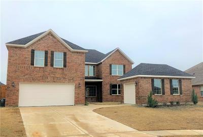Rowlett Single Family Home For Sale: 4810 Lindsey Drive