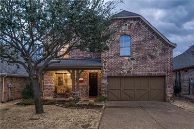 Collin County, Dallas County, Denton County, Kaufman County, Rockwall County, Tarrant County Single Family Home For Sale: 1601 Hackett Creek Drive