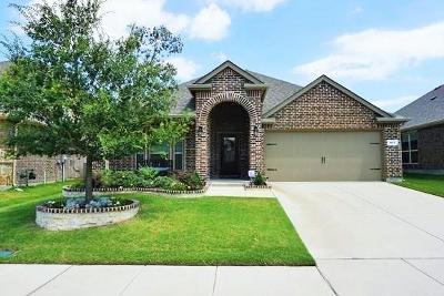 McKinney Single Family Home For Sale: 317 Whitman Drive