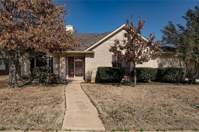Lewisville Single Family Home For Sale: 1565 Glenmore Drive