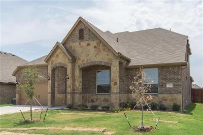 Justin TX Single Family Home For Sale: $354,804