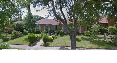 Dallas Single Family Home For Sale: 2930 Tres Logos Lane