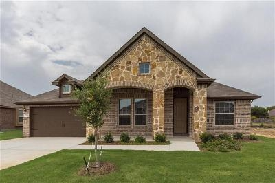 Justin TX Single Family Home For Sale: $318,711