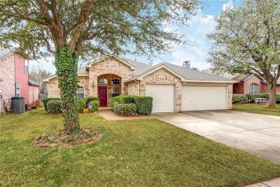 Corinth Single Family Home Active Option Contract: 1602 Cedar Elm Drive