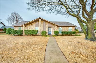 Richardson Single Family Home For Sale: 1105 Eastview Circle