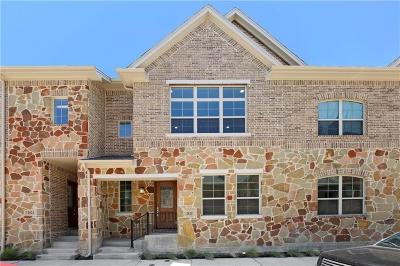 Denton County Townhouse For Sale: 2937 Sheridan Drive