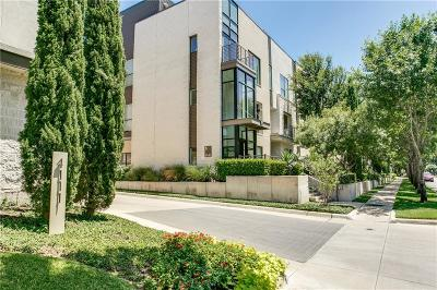 Dallas Townhouse For Sale: 4111 Newton Avenue #22