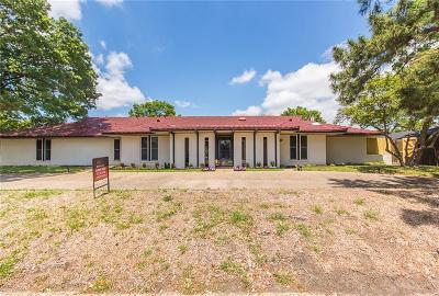 Single Family Home For Sale: 4335 Shady Bend Drive