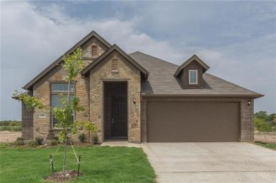 Justin TX Single Family Home For Sale: $267,491