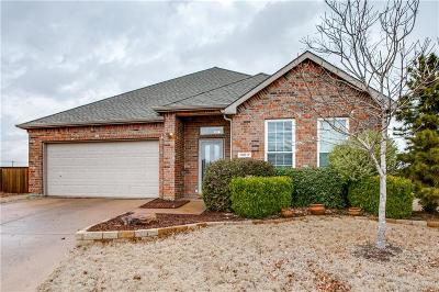 Rowlett Single Family Home For Sale: 10817 Gleneagles Lane