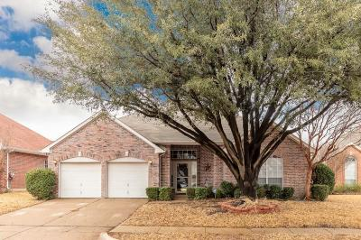 Arlington TX Single Family Home For Sale: $235,000