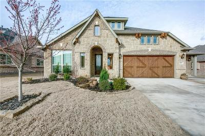 Forney Single Family Home For Sale: 1007 Walford Drive
