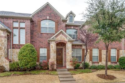 Plano Townhouse For Sale: 4697 Edith Street