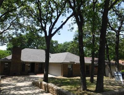 Irving Single Family Home For Sale: 3830 Double Tree Trail