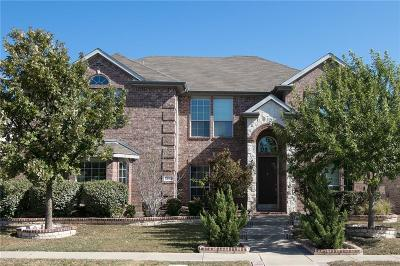 Garland Single Family Home For Sale: 2102 Trickling Creek Drive