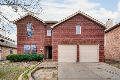 Forney Single Family Home For Sale: 518 Colt Drive