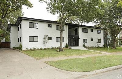 Dallas Multi Family Home For Sale: 4917 Worth Street