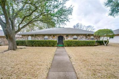 Richardson Single Family Home For Sale: 319 Woodcrest Drive