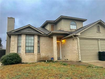 Keller Single Family Home For Sale: 219 Cutting Horse Lane