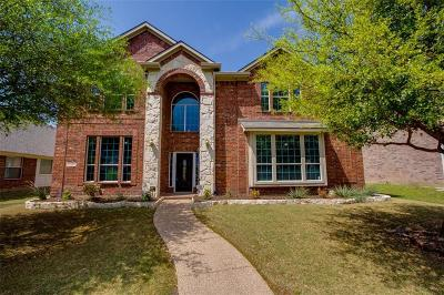 Frisco Single Family Home Active Contingent: 13329 Bugatti Drive