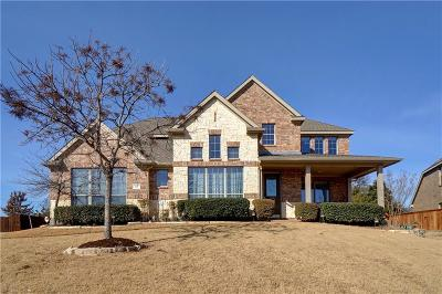 Keller Single Family Home For Sale: 512 Unbridled Lane