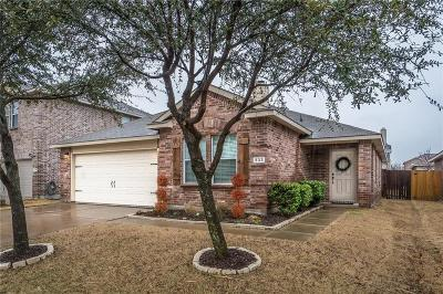 Lavon Single Family Home For Sale: 533 Eisenhower Lane