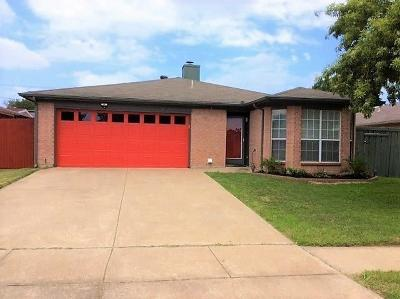 Single Family Home For Sale: 6102 Tidewater Drive