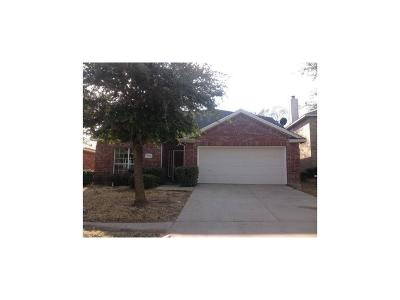 Princeton Single Family Home For Sale: 3024 Winding Meadow Trail