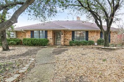 Plano Single Family Home For Sale: 4016 Garrison Place