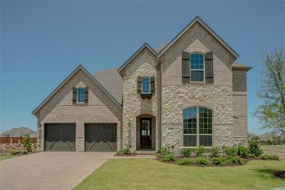Prosper Single Family Home For Sale: 1700 Oakcrest Drive