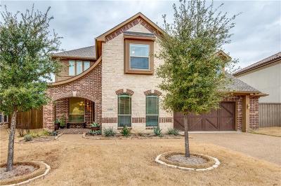 Collin County, Dallas County, Denton County, Kaufman County, Rockwall County, Tarrant County Single Family Home For Sale: 11589 La Cantera Trail