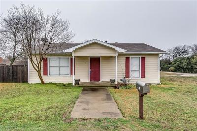 Alvarado Single Family Home Active Option Contract: 111 W Shelton Street