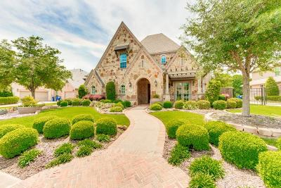 Allen TX Single Family Home For Sale: $899,000