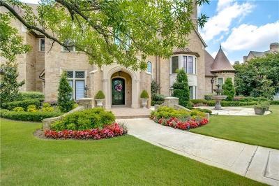 Colleyville Single Family Home For Sale: 700 Fegans Path