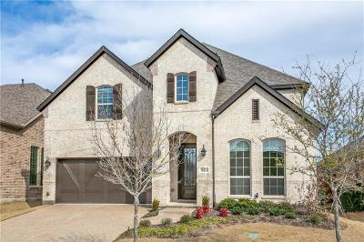 Lewisville Single Family Home For Sale: 901 Warwick Boulevard
