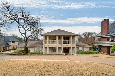 Collin County, Dallas County, Denton County, Kaufman County, Rockwall County, Tarrant County Single Family Home For Sale: 11525 Blue Creek Drive