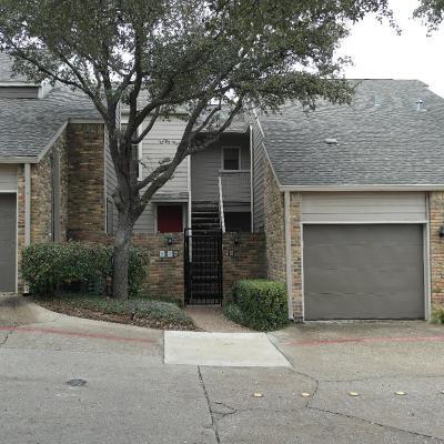 Dallas Condo For Sale: 5616 Preston Oaks Road #102