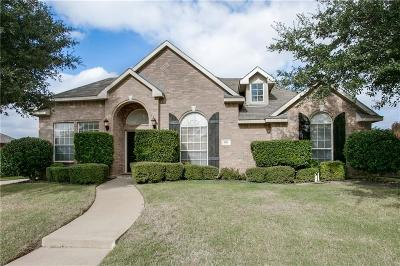 Allen Single Family Home For Sale: 1711 Barton Springs Court