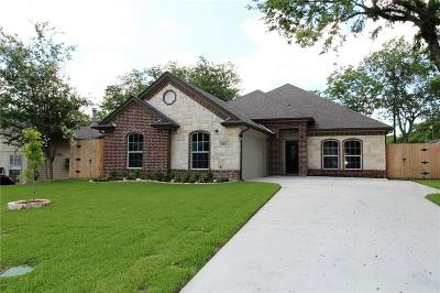 Rockwall Single Family Home For Sale: 804 E Heath Street