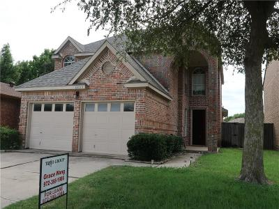 Plano Single Family Home For Sale: 6805 Outland Drive
