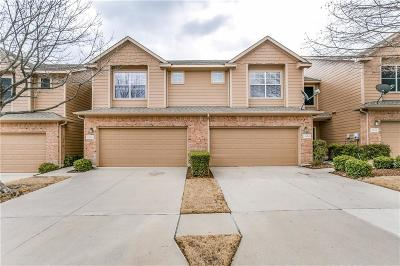 Plano Townhouse For Sale: 9900 Wilkins Way