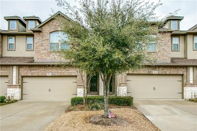 Plano TX Townhouse Active Option Contract: $257,500